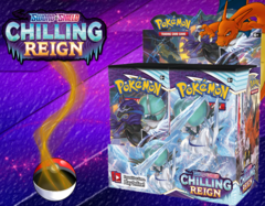 Sword & Shield: Chilling Reign Booster Box