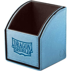 Dragon Shield: Blue/Black Nest 100 Deck Box