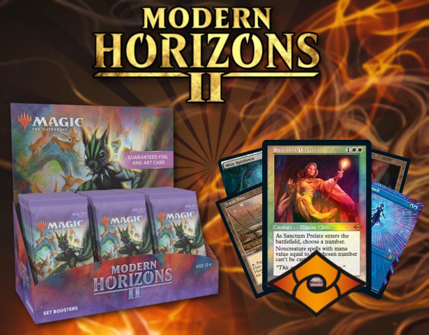 Modern Horizons 2  • Set Booster Box