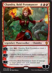 Chandra, Bold Pyromancer - Foil