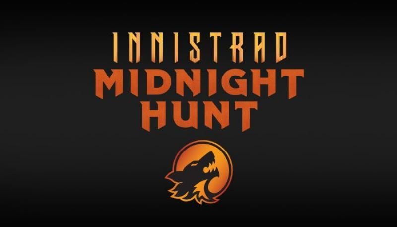 Set Booster & Collector Booster Box w/ Buy-A-Box Promo • Innistrad: Midnight Hunt