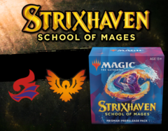 Strixhaven • Prerelease Kit - Prismari