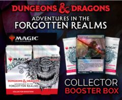 Collector Booster Box  • Adventures in the Forgotten Realms