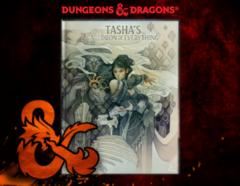 Tasha's Cauldron of Everything •Alternative Cover