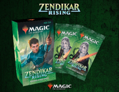 Zendikar Rising Prerelease Kit (+2 Free Packs!)