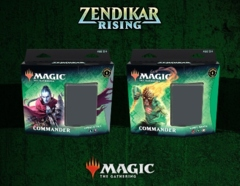Zendikar Rising Commander Deck Bundle