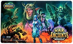 WoW TCG: War of the Ancients Playmat
