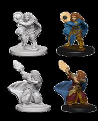 Dwarf Wizard Unpainted Miniature 72621