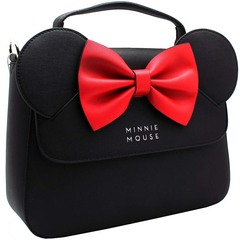 Loungefly x Minnie Ears & Bow Crossbody Bag