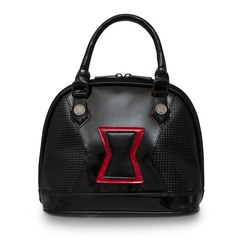 Loungefly x Marvel Black Widow Mini Dome Bag