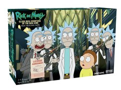 Rick & Morty: Close Rick-Counters of the Rick Kind, Deck-Building Game
