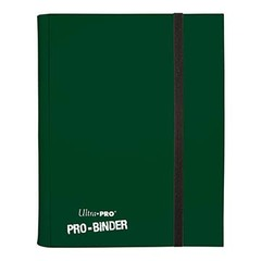 Ultra Pro: Green 9-Pocket PRO-Binder