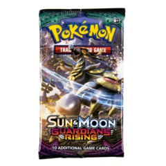 Guardians Rising Booster Pack
