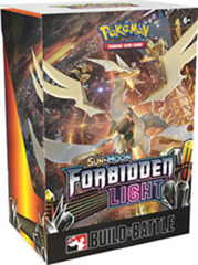 SM Forbidden Light Build & Battle Box