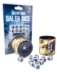 Doctor Who: Dalek Dice