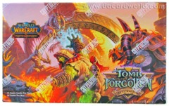 WoW TCG: Tomb of the Forgotten Playmat