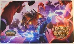 WoW TCG: Crown of the Heavens Playmat