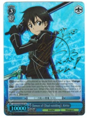 Demon of Dual-wielding Kirito - SAO/S26-062SP - SP