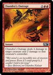Chandra's Outrage - Foil