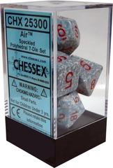 Speckled Polyhedral 7-Die Set Air (25300)