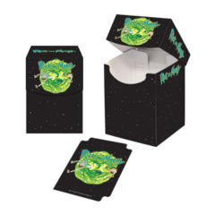 Ultra-Pro Rick and Morty V3 PRO 100+ Deck Box (85645)