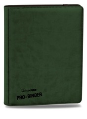 Ultra-Pro Binder (Dark Green) 82975