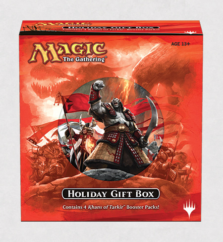 Gift box 2015 khans of tarkir