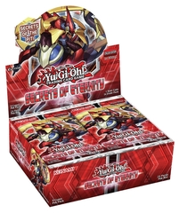 "YU-GI-OH! CCG: ""Secrets of Eternity - Booster Box"""