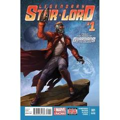 LEGENDARY STAR LORD #1