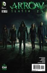 Arrow Season 2.5 # 5