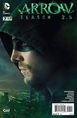 Arrow Season 2.5 # 7
