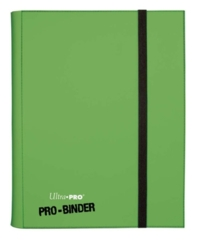 Ultra-Pro Binder (Light Green) 82847