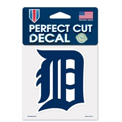 Detroit Tigers Perfect Cut Color Decal 4