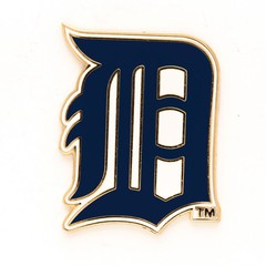 Detroit Tigers Collector Pin Clamshell