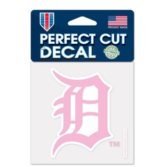 Detroit Tigers BCA Perfect Cut Color Decal 4