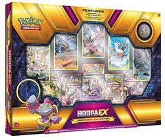 Pokemon TCG: Legendary Collection (Hoopa-Ex)