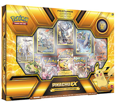 Pokemon TCG: Legendary Collection (Pikachu-Ex)