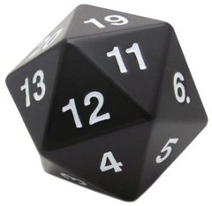 Koplow 55mm D20 Jumbo Opaque Black