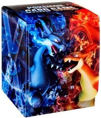 Mega Charizard X and Mega Charizard Y Deck Box (Pokémon Trading Card Game)