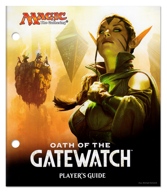 Oath of the Gatewatch Players guide