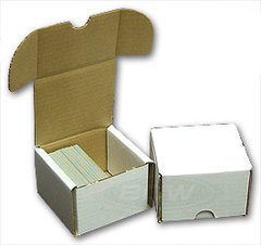 Cardboard Box  200 Count BCW
