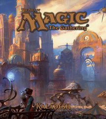 The Art of Magic the Gathering: Kaladesh