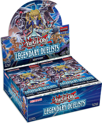 YU-GI-OH CCG: Legendary Duelists Booster Box