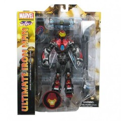 MARVEL SELECT ULTIMATE IRON MAN ACTION FIGURE DIAMOND SELECT TOYS LLC