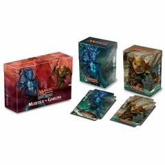Ultra Pro Magic: Duel Deck Box - Merfolk Vs Goblin (UP86650)