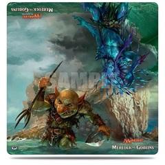Ultra Pro Magic The Gathering: Merfolk Vs Goblins - 24 X 24 Inch Playmat (UP86705)