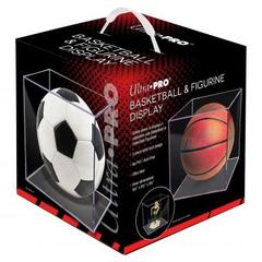 Ultra-Pro Basketball Clear Square Holder (81210)