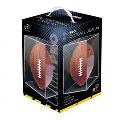 Ultra-Pro Football Clear Square UV Holder (82204)