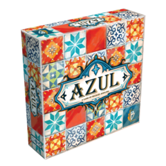 AZUL: A Game by Michael Kiesling