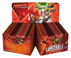 Unstable Booster Box - English (FREE SHIPPING USA ONLY)
